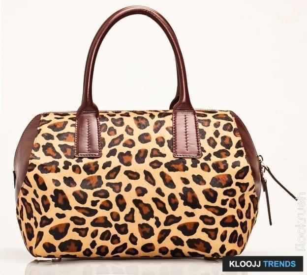 leopard print designer handbags