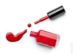 thin out nail polish