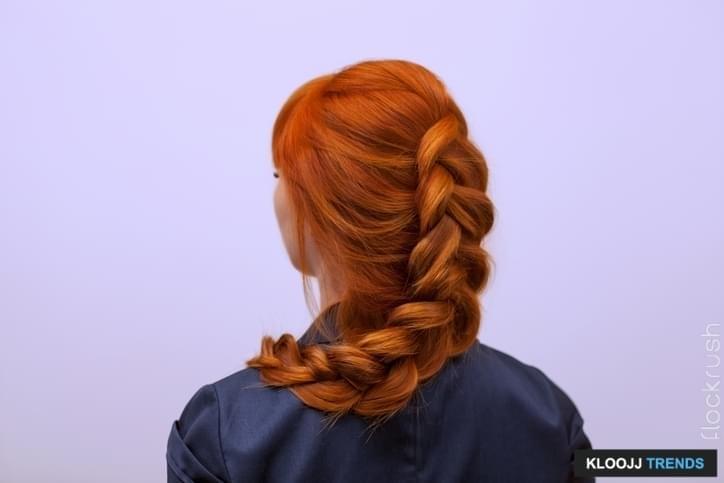 easy braids for medium hair