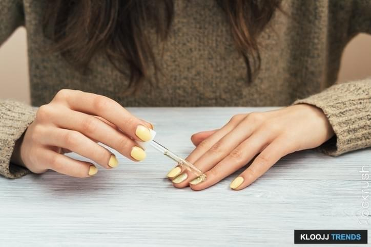 how to prevent nail polish from getting on your skin