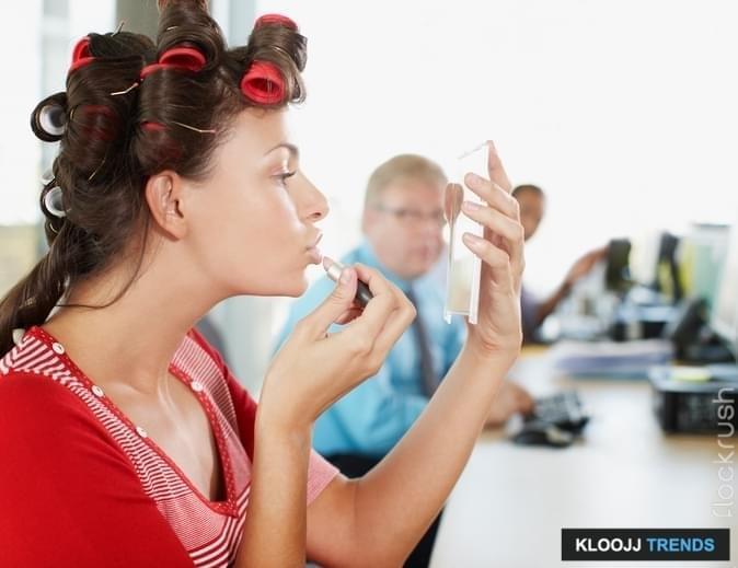 corporate makeup tutorial