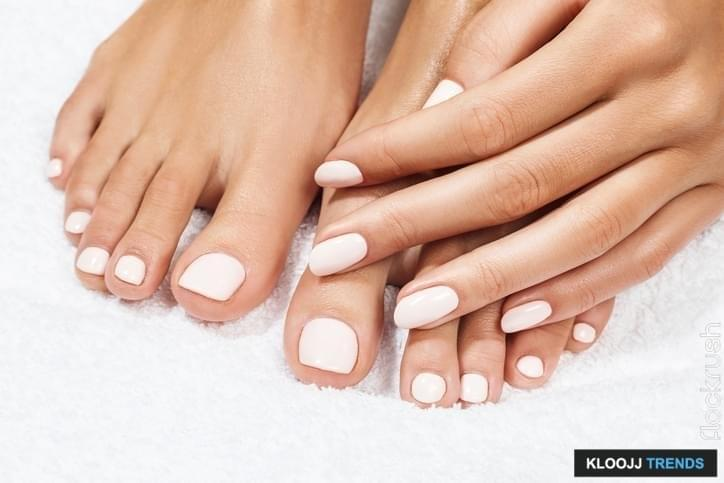 Nude Nail Color To Match Your Skin