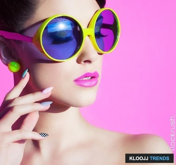 blue tint eyeglasses