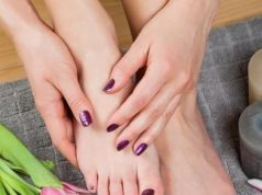 popular pedicure colors