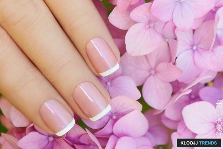 Awesome Perfect Square Nails Motif - Nail Polish Ideas ...
