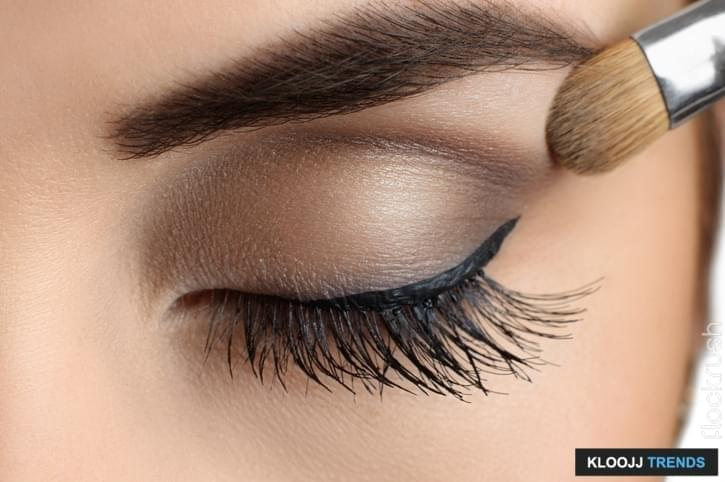 winged eyeliner for round eyes